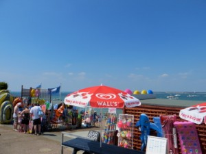 Longbeach Colwell Bay Isola di Wight (7)