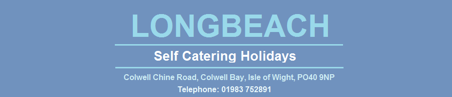 Longbeach Self Catering Holidays, Colwell Bay, Isle of Wight