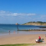 self catering ferie Colwell bay